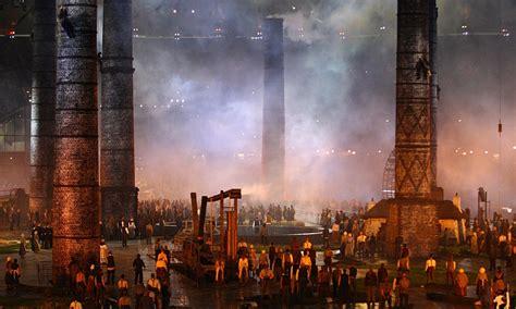 Industrial Revolution The the industrial revolution