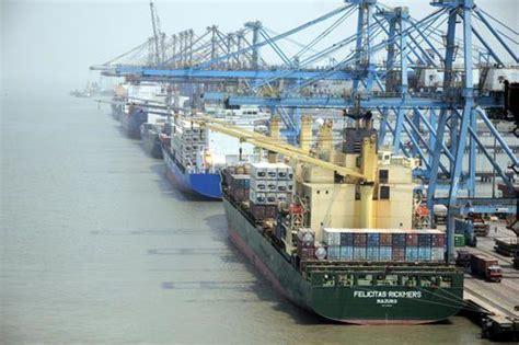 nhava sheva port decks cleared for jnpt s bidding process for fourth box
