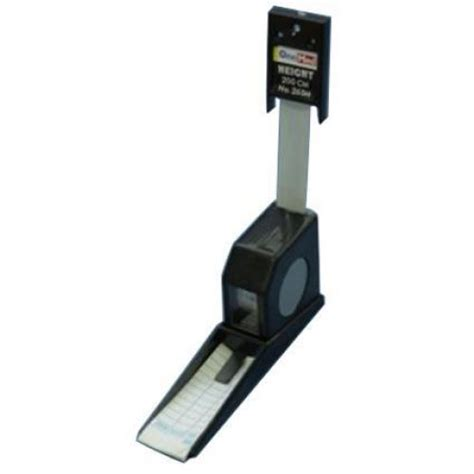 Alat Pengukur Tinggi Badan Kayu alat pengukur tinggi badan modern alat ukur industri