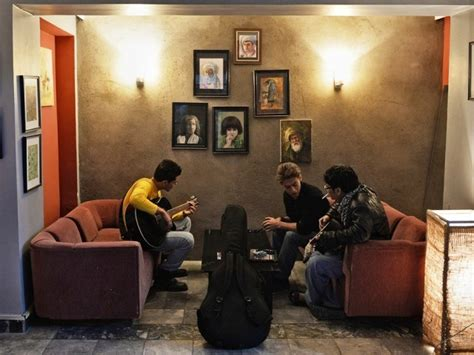 Afghan Chat Room by Kabul S School Of Rock Offers Lessons For The