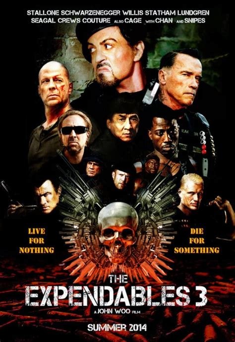 film bagus expendables 3 quot the expendables 3 quot cast und poster dravens tales from