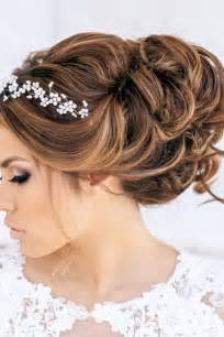 coiffure mariage chignon cheveux longs la coiffure
