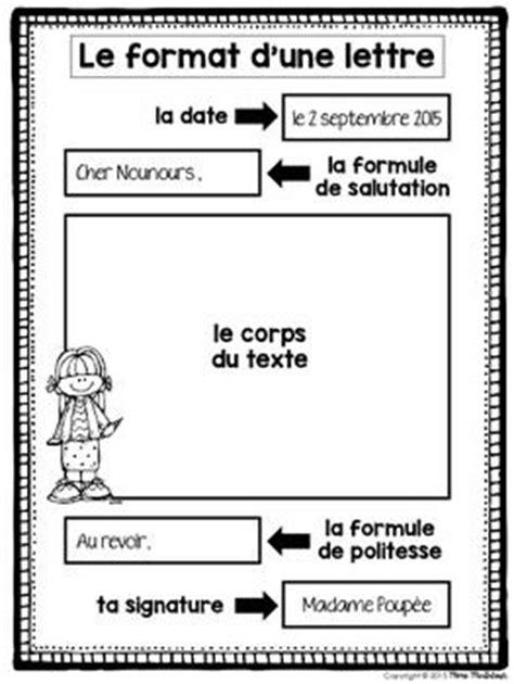 format date en francais french letter writing comment 233 crire une lettre