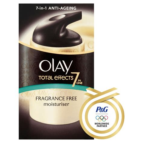 Olay Total Effects Day health and olay total effects 7x day moisturiser