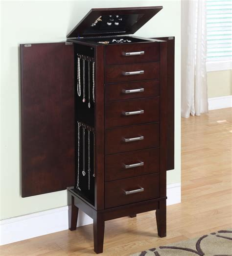 jewelry chests armoires lexington jewelry armoire