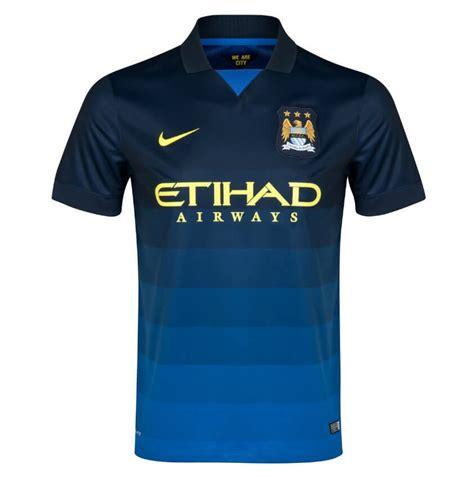 Jersey Original Manchester City Away 20012002 manchester city away jersey 2014 2015 soccer box