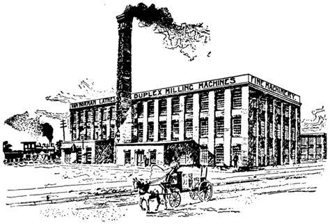 van norman machine tool  history vintagemachineryorg