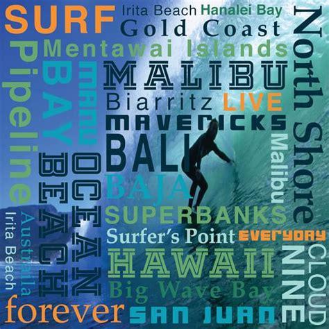 surf wall murals surf words wall mural pbteen