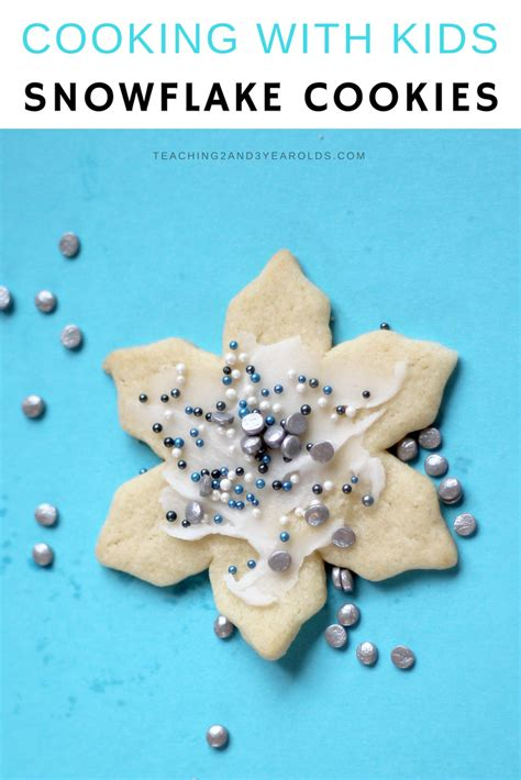 Link Precious Snowflake Cookies 2 by How To Make Easy Snowflake Sugar Cookies With