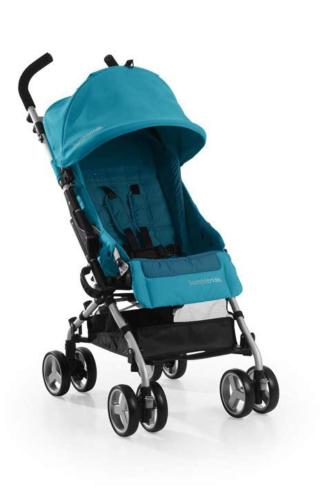 Light Weight Strollers by Bumbleride Flite Lightweight Travel Stroller Aquamarine