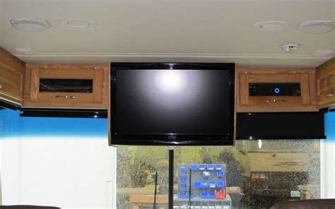 rv cabinets and furniture tv cabinets conversions rv furniture conversion