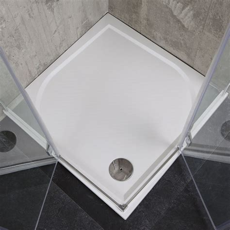 box doccia senza telaio box doccia 90x90 in cristallo senza telaio