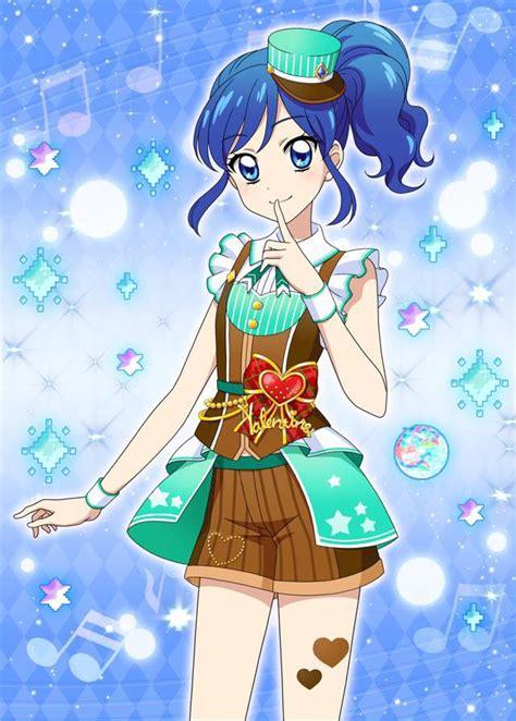 Aikatsu Spicy Ageha Houndstooth Dress aikatsu aoi aikatsu anime and chibi