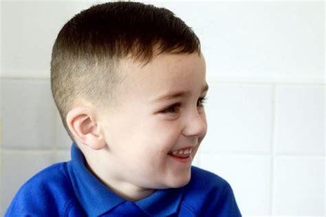 Coupe de cheveux enfant garçon