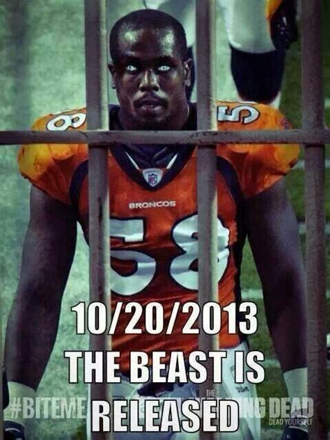 Von Miller Memes - 1000 images about broncos country baby on pinterest