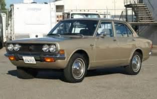 1970 Toyota Corona Restored 1970 Toyota Corona Deluxe Bring A Trailer
