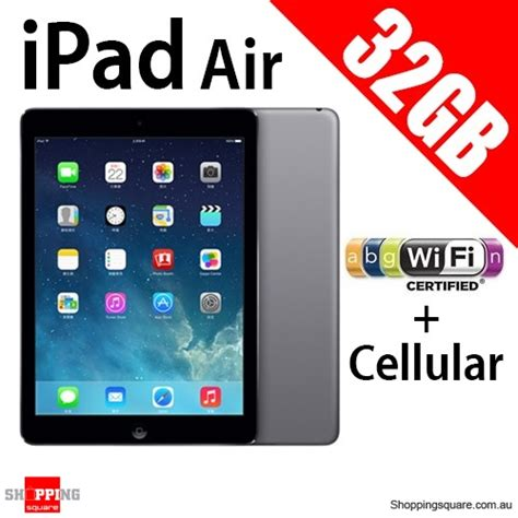 4 32gb Wifi Cell 4g apple air ips 32gb 9 7inch wifi cellular tablet 4g lte grey shopping shopping