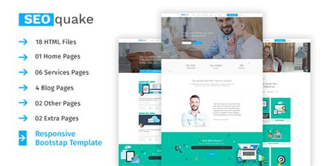 Seo Quake Seo Digital Marketing Agency Responsive Template Themekeeper Com Digital Marketing Responsive Website Template Free
