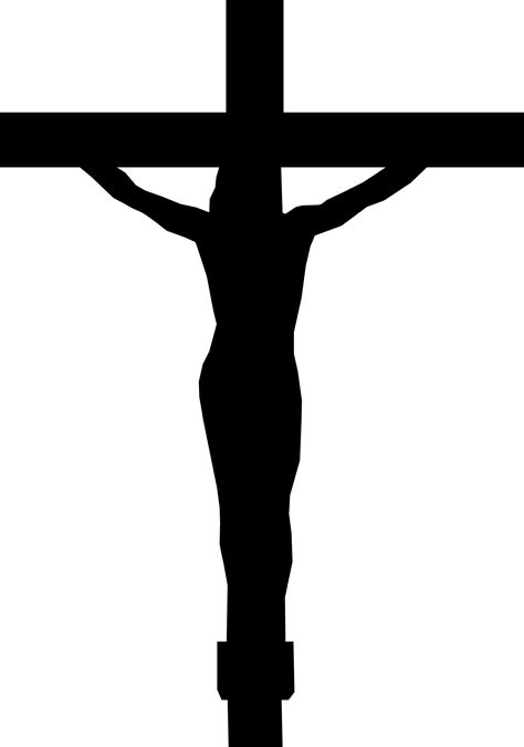 black and red christian cross black christian cross png clipart panda free clipart
