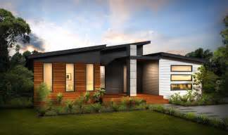 contemporary home plans modern design house facades designs