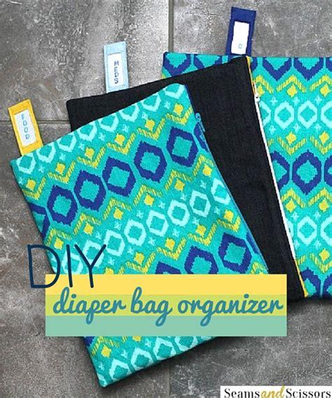 Mini Baby Bag Organizer Pelangi 2 seworganized diy bag organizer from swoodson says