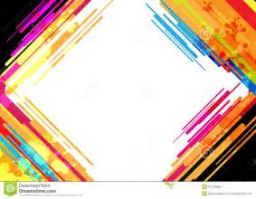 Cool Frame Designs abstract colorful frame design stock photo image 27179060