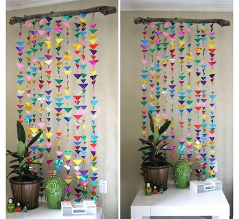 Paper Crafts For Wall Decor - diy upcycled paper wall decor ideas paper walls diy