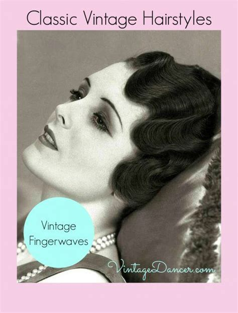 easy crimp 1920s hairstyles 1000 images about vintage hairstyles and makeup on pinterest