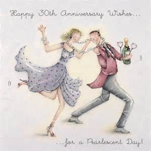 Unusual Wedding Gifts Ideas Anniversary Card Happy 30th Anniversary Wishes For A Pearlesent Day
