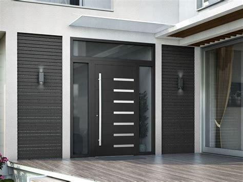porta ingresso con vetro porta d ingresso blindata in legno con pannelli in vetro