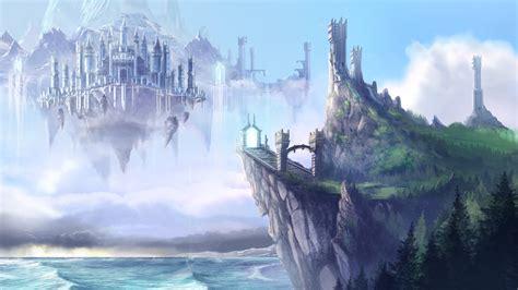 A Floating City floating city by robertcrescenzio on deviantart