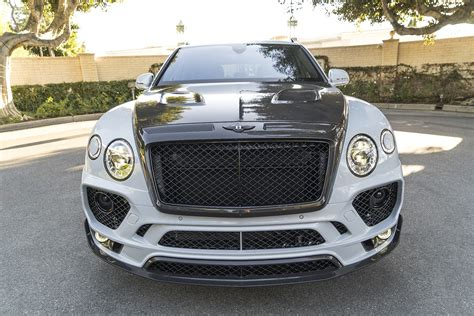 bentley forgiato bentley bentayga gets mansory body kit and forgiato wheels