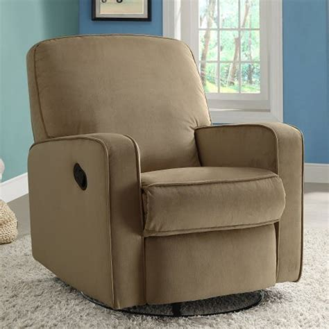 comfortable lounge chairs for small spaces furniture white leather best swivel rocker recliner