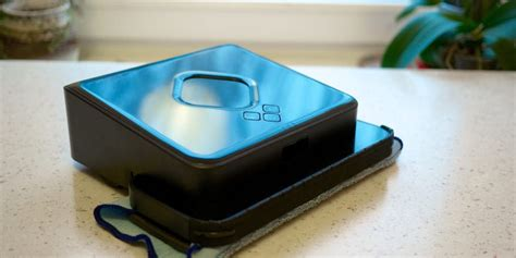 Floor Robot Reviews by The Floor Mopping Robot Braava 380t Reviewed