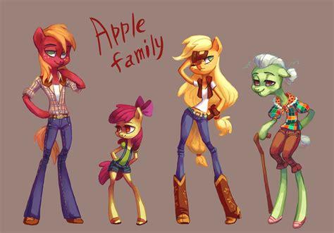 apple family apple family by holivi on deviantart