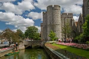 Visit historic canterbury in kent uk