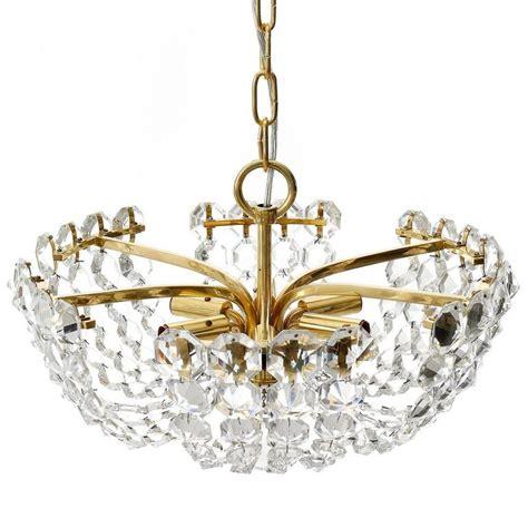 Pendant L Chandelier J L Lobmeyr Chandelier Pendant Light Brass