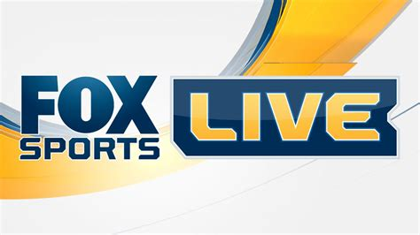 fox sports sports television networks