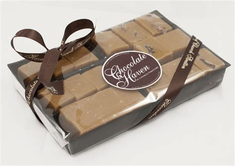 Handmade Fudge - handmade fudge fudge tray