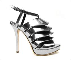 Poste Futuristic Silver Shoe by Brandfreak Would You Buy A 795 Pair Of