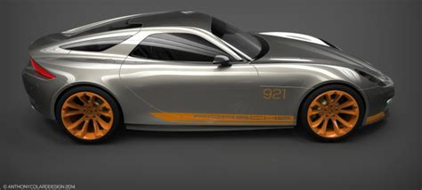 2020 Porsche 928concept by This Is What A Modern Porsche 928 Could Look Like
