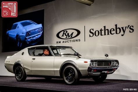 Video Watch A Kenmeri Nissan Skyline Gt R Sell For