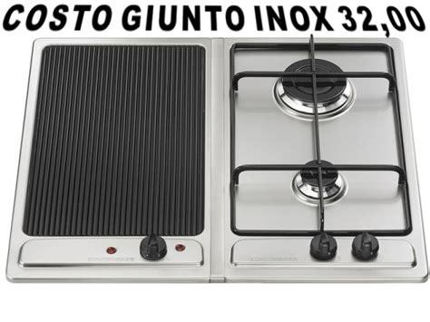 piani cottura semiprofessionali bh02x piano cottura 30 incasso cucina nardi bh02x 2