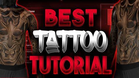 tattoo prices nba 2k18 nba 2k17 tips tricks full arm sleeve tattoo tutorial