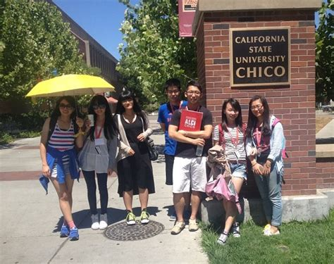 Csu Chico Professional Mba by Chico State Welcomes Students From Chun Yuan Christian