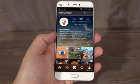 tutorial mengganti tema instagram cara mengganti tema instagram android tanpa root gratis