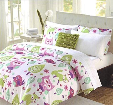 owl twin bedding cynthia rowley 3 pc twin comforter bedding set owl fox