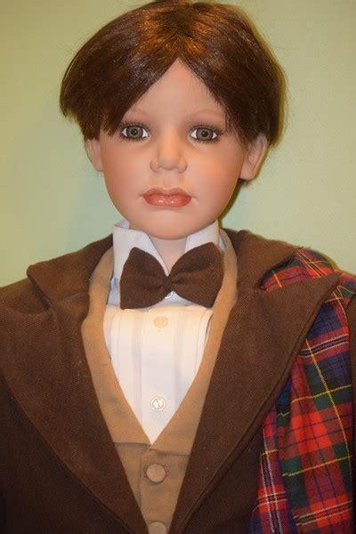 porcelain doll boy doll william tung tuss porcelain artist doll boy large
