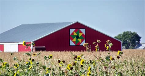 Barn Quilts History by County Barn Quilts In Colorado 5