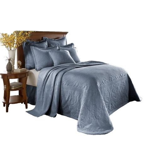 king charles matelasse coverlet historic charleston collection king charles provincial